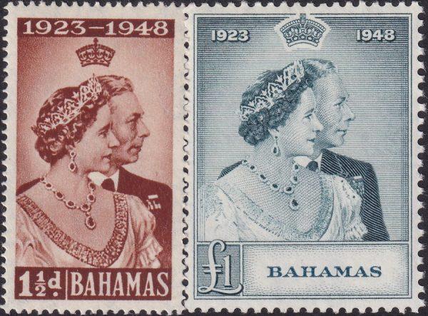 Bahamas Silver Wedding