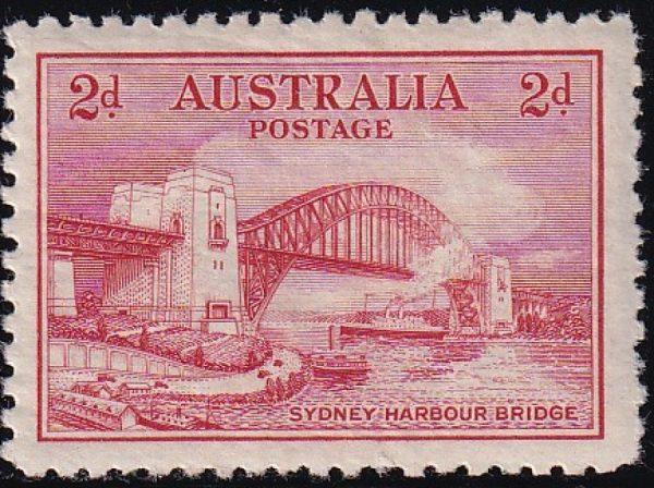 2d Sydney Harbour Bridge