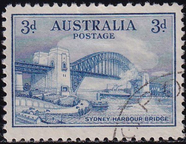 3d Sydney Harbour Bridge