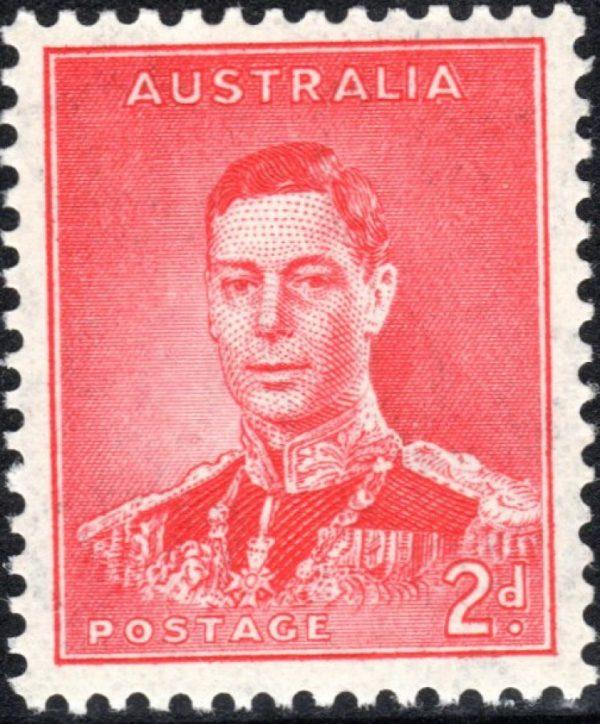 2d King George VI p 13½ x 14