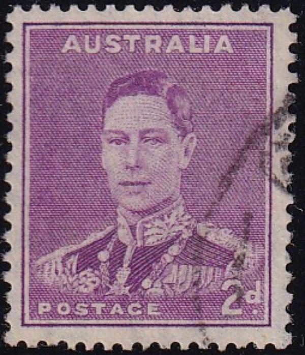 2d King George VI p 15 x 14