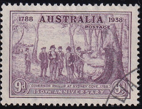 9d 150th Anniversary of Foundation of New South Wales