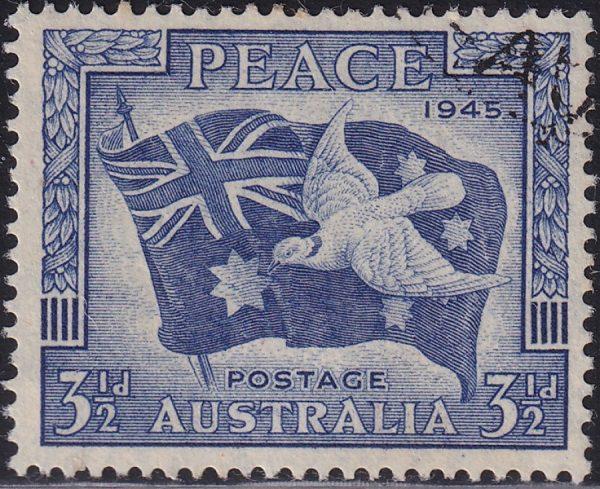 3½d Victory Commemoration