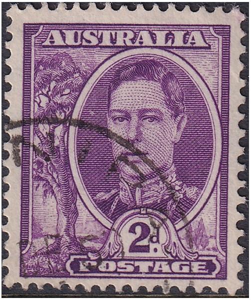 2d King George VI - No watermark