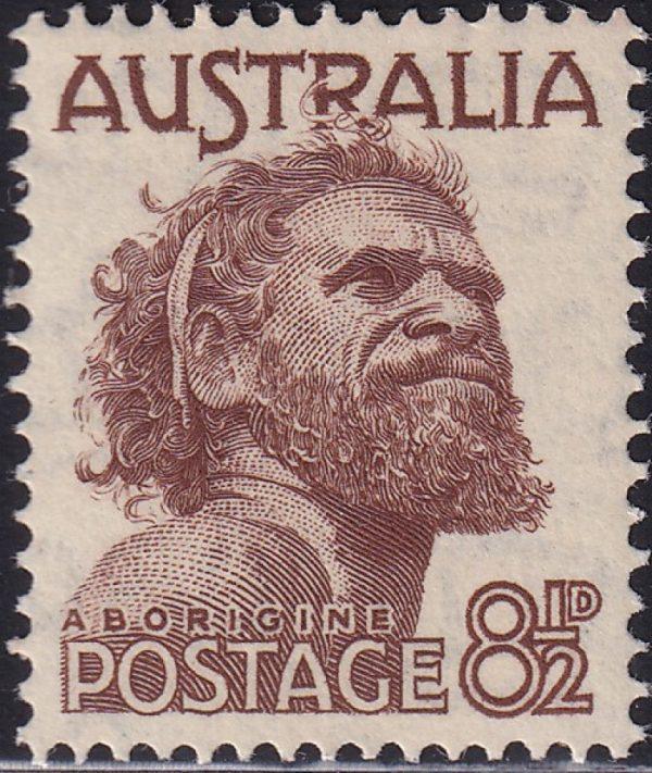 8½ Aborigine