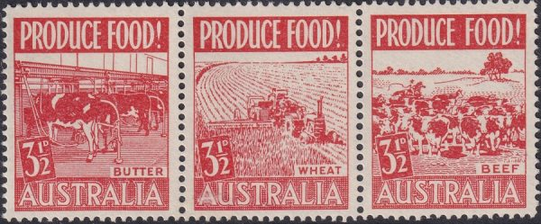 3½d Food Production