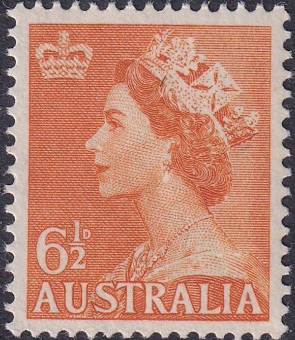 6½ Queen Elizabeth II - No Watermark