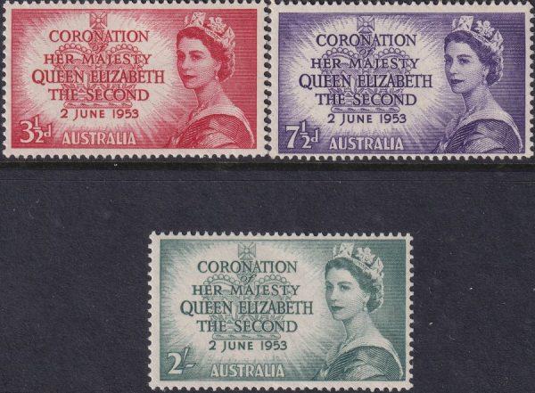 Coronation of QE II