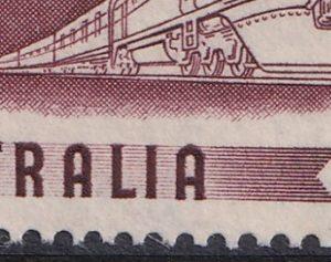 Australian Railways Centenary - Type A