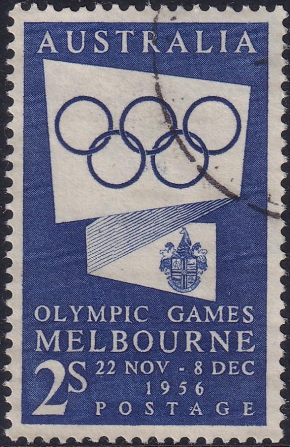 2/- Olympic Games Propaganda
