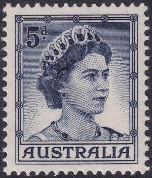 5d Queen Elizabeth II - Type B