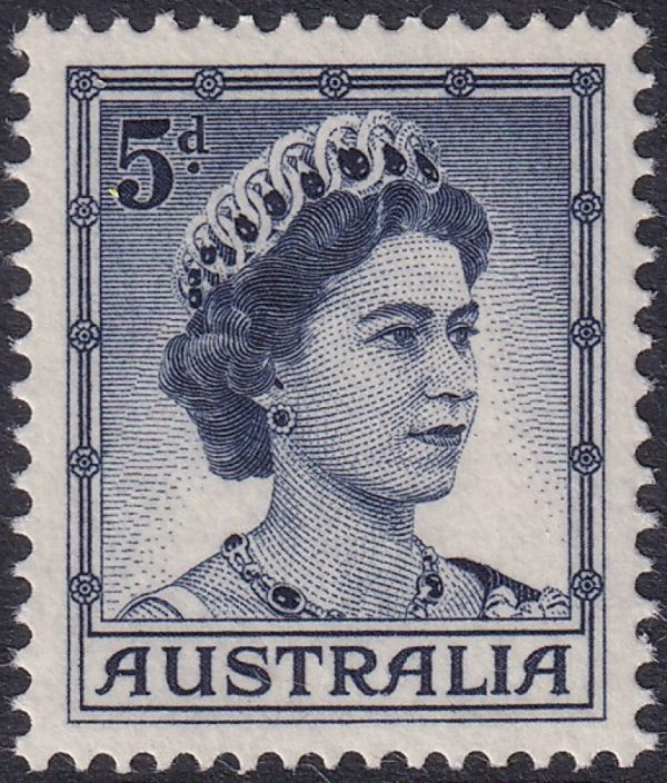 5d Queen Elizabeth II - Type B