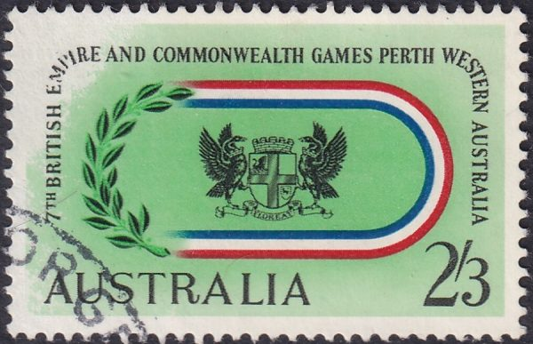 2/3d Seventh British Empire and Commonwealth Games