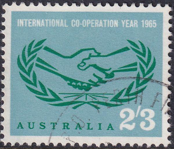 International Co-operation Year