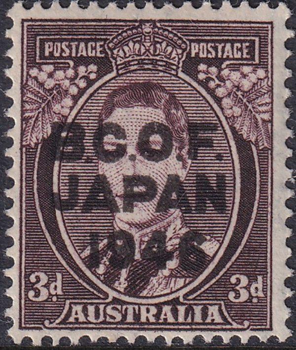 3d B.C.O.F. King George VI