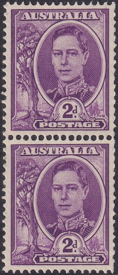 2d King George VI - Coil Pair
