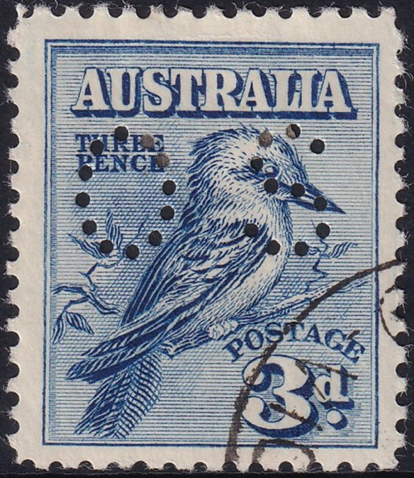 National Stamp Exhibition, Melbourne - OS