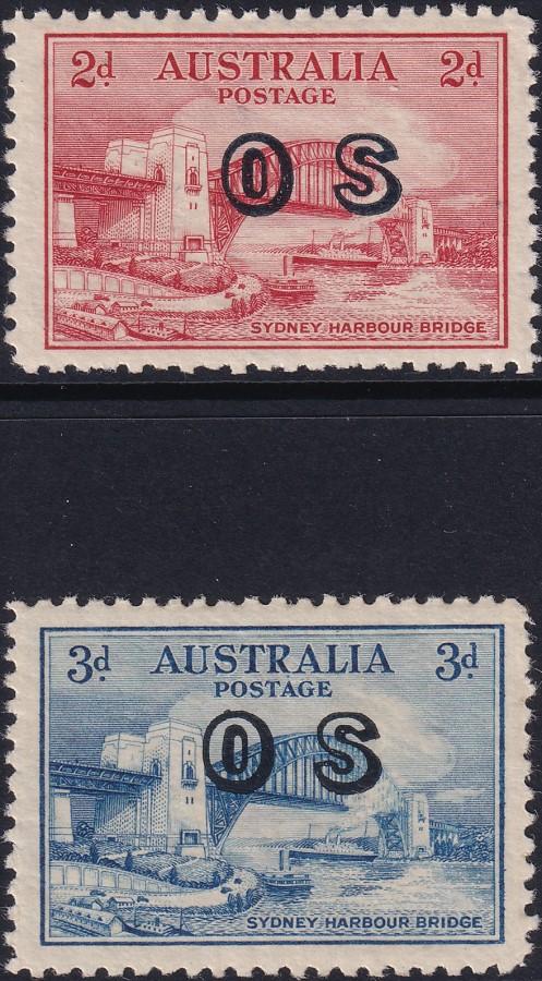 Sydney Harbour Bridge - OS