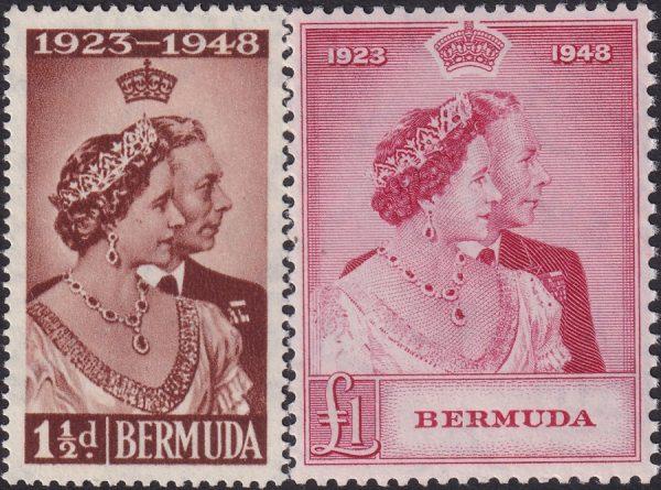Bermuda Silver Wedding