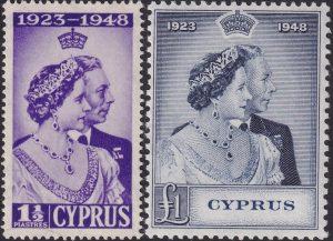 Cyprus Silver Wedding