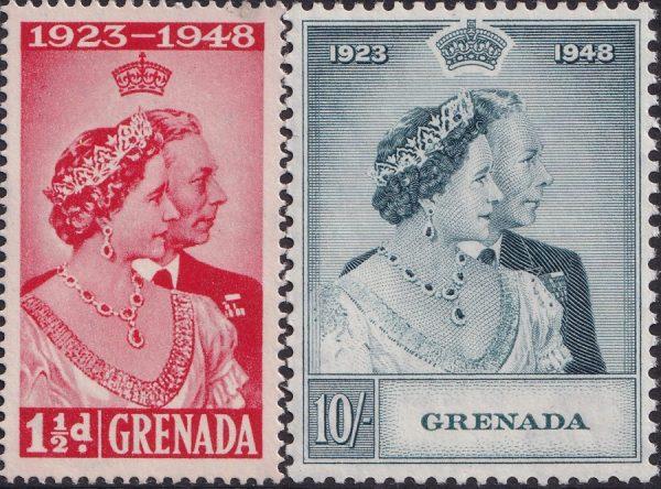 Grenada Silver Wedding