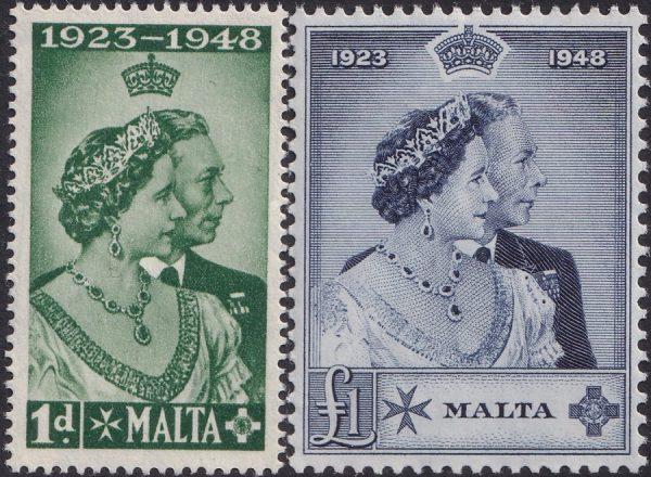 Malta Silver Wedding