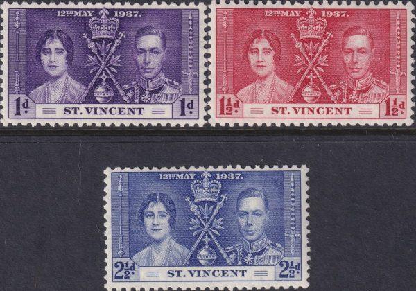 St Vincent Coronation