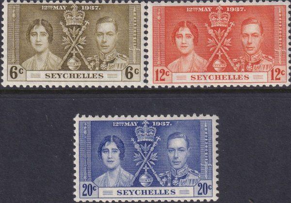 Seychelles Coronation