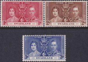 Swaziland Coronation