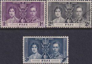 Fiji Coronation