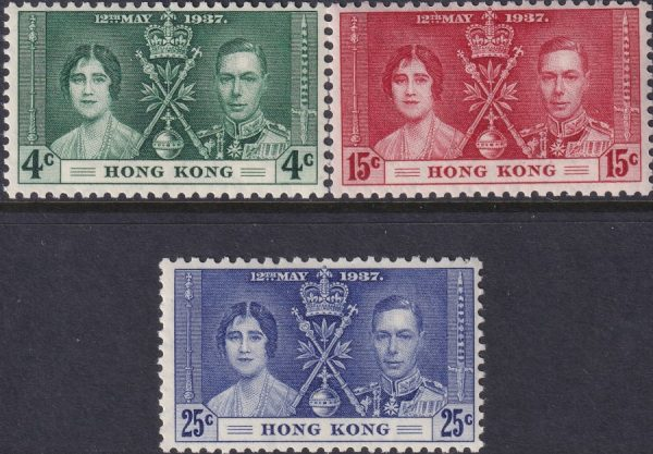 Hong Kong Coronation