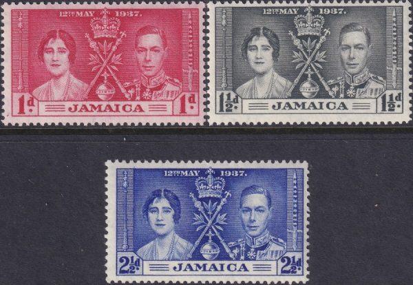 Jamaica Coronation