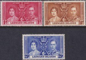 Leeward Islands Coronation