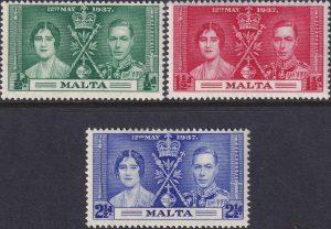 Malta Coronation
