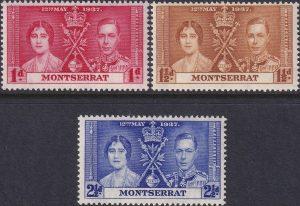 Montserrat Coronation