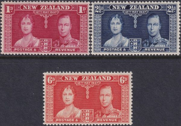 New Zealand Coronation
