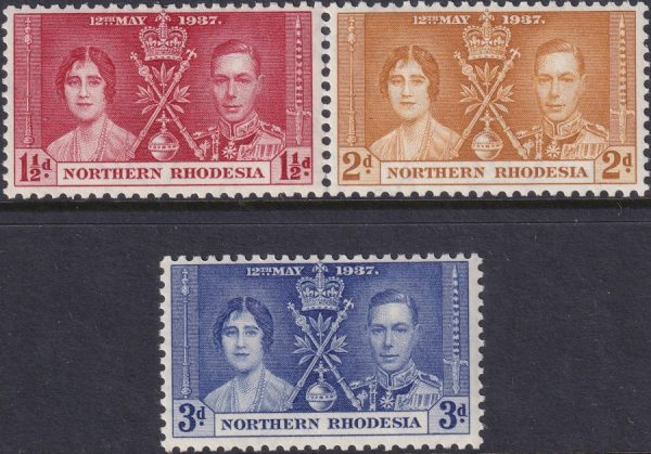 Northern Rhodesia Coronation