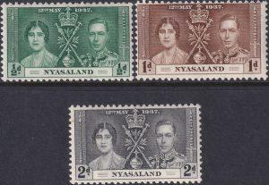Nyasaland Coronation