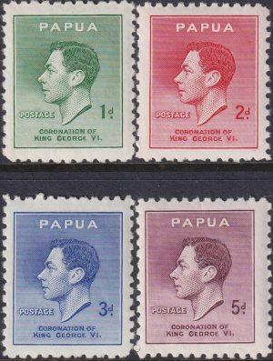 Papua Coronation
