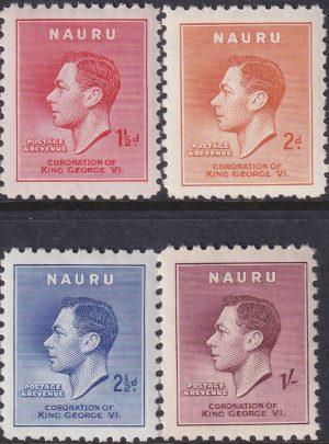 Nauru Coronation