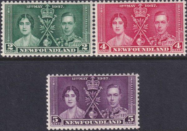 Newfoundland Coronation