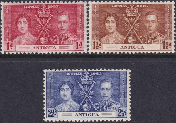 Antigua Coronation