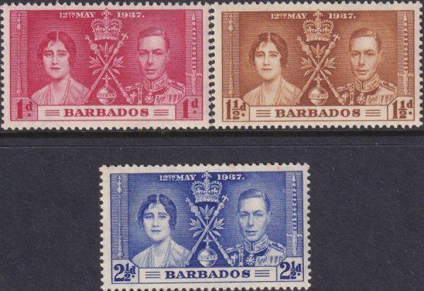 Barbados Coronation
