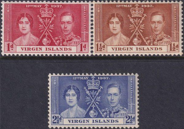 British Virgin Islands Coronation
