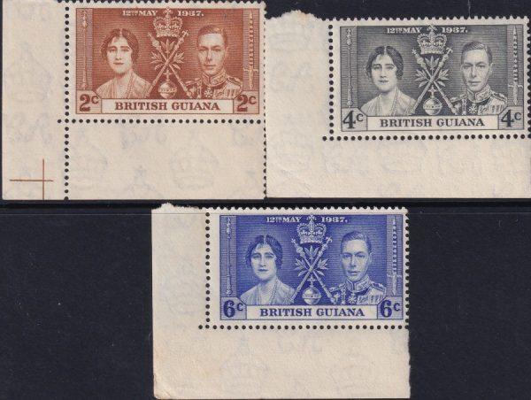 British Guiana Coronation