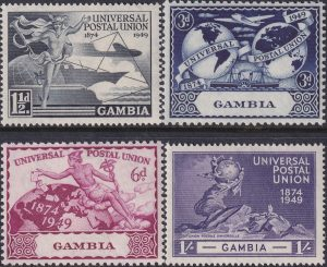 Gambia 75th Anniversary of U.P.U.