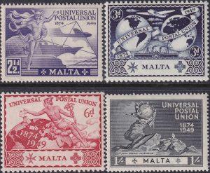 Malta 75th Anniversary of U.P.U.