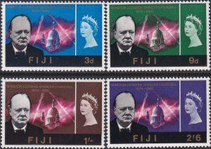 Fiji Churchill Commemoration