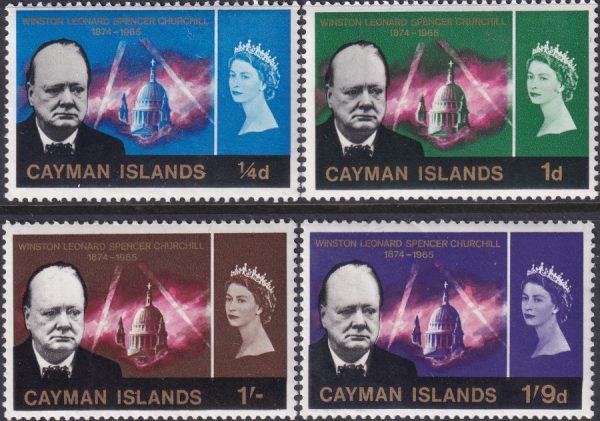Cayman Islands Churchill Commemoration