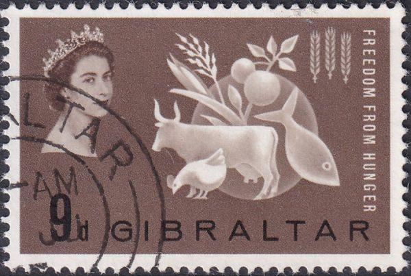 Gibraltar Freedom from Hunger
